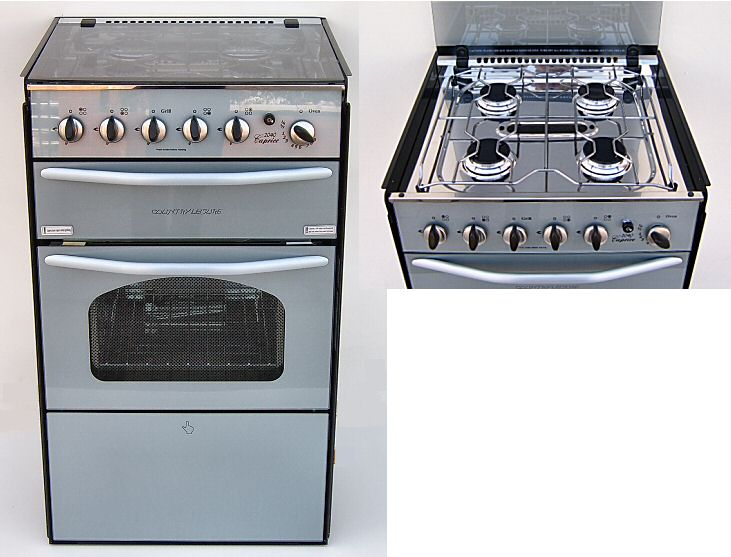 Thetford Spinflo Caprice Mk3 Oven